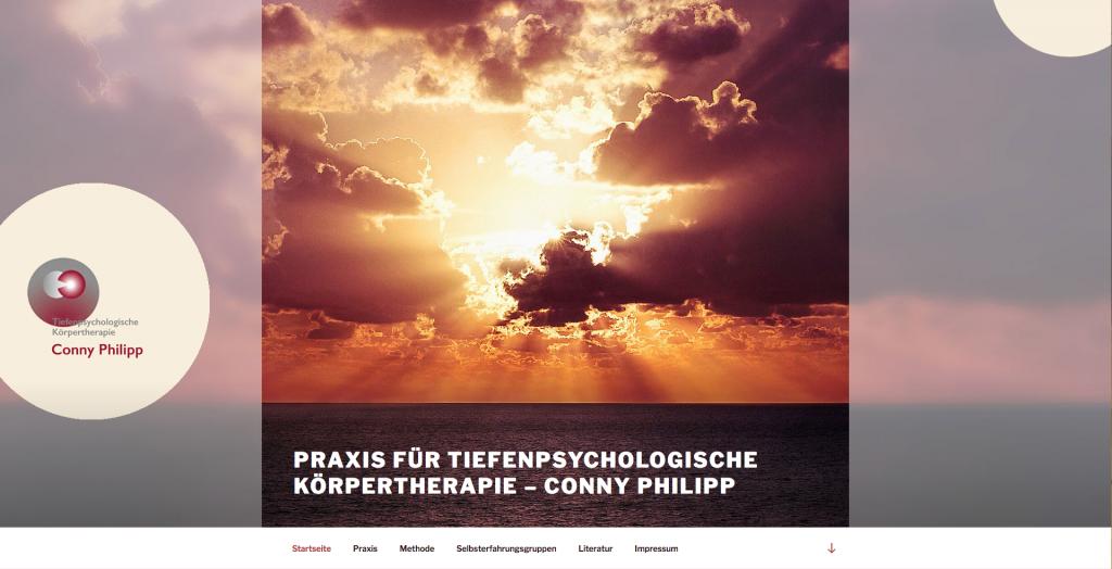 Webdesign: www.conny-philipp.de